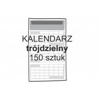 Kalendarz trójdzielny 150...