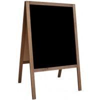 Potykacz drewniany 100x60cm